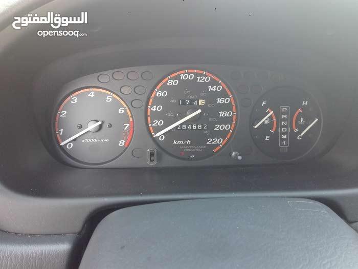 هوندا CRV موديل 2001