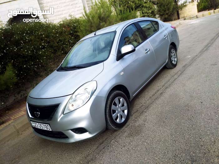 Nissan Sunny car for sale 2014 in Amman city
