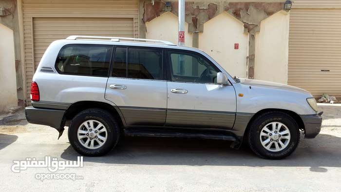 Used 2001 Lexus LX for sale at best price