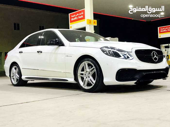 Mercedes Benz E350e 2013 For sale - White color