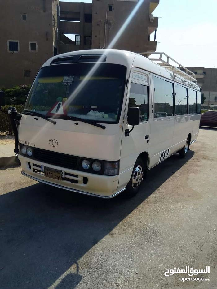 2017 Toyota for rent in Cairo