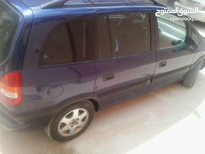 For sale Used Opel Zafira