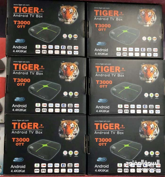 Tiger T3000 Iptv