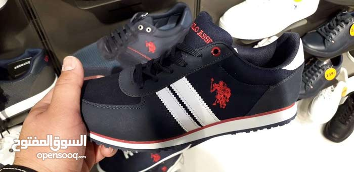 230c8ea14242c احذية اصلية من وكالة بولو( US POLO )للبيع قطاعي - (104598180 ...