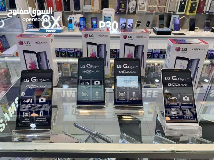 جديد بسعر محروق LG G3 stylus مع قلم