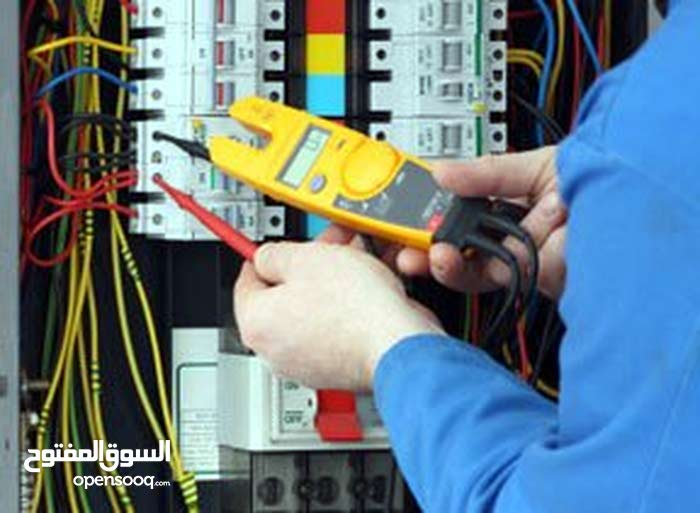 كهربائي تمديدات وصيانة مباني