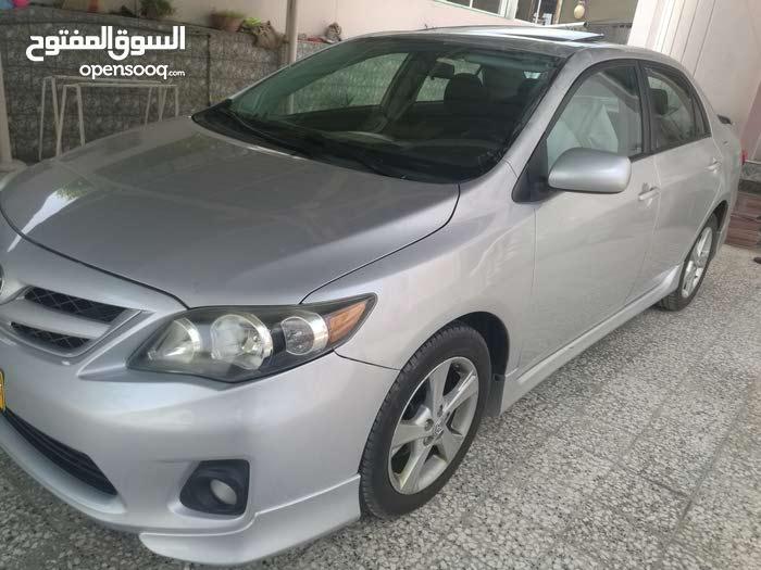Toyota Corolla 2011 For sale - Silver color