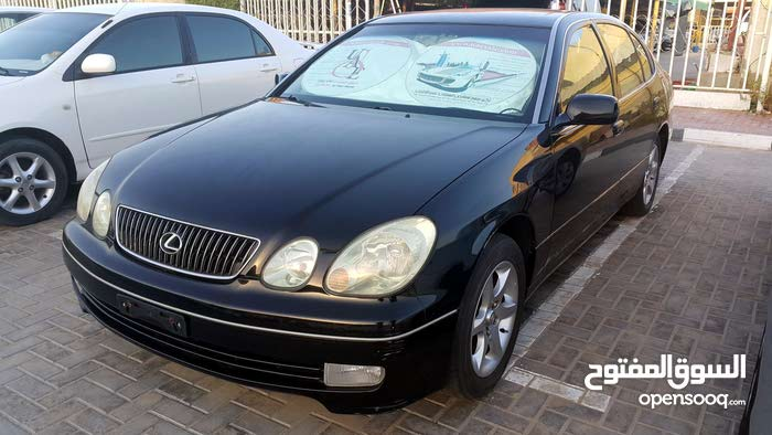 For sale Used GS - Automatic