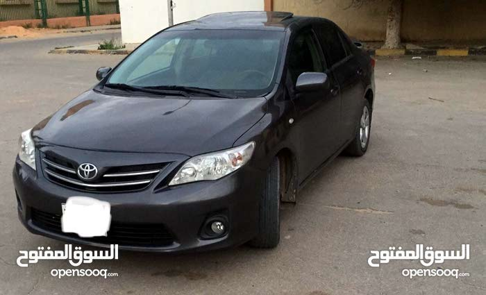 For sale 2012 Grey Corolla