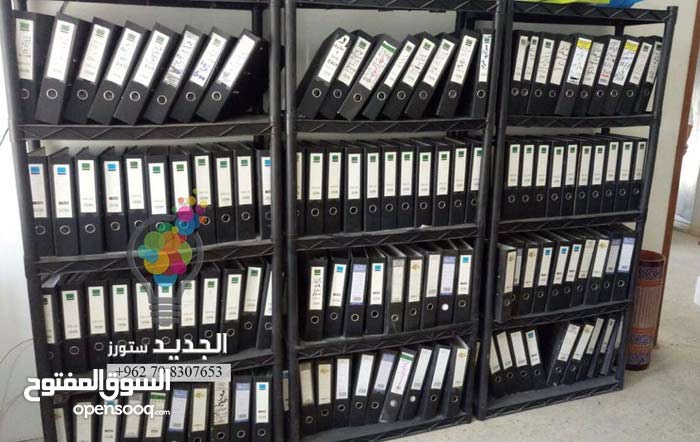 Available for sale in Amman - New Shelves