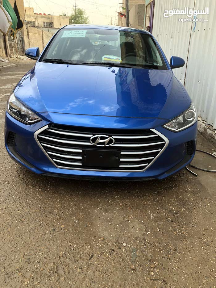 Hyundai Elantra 2017 For Sale