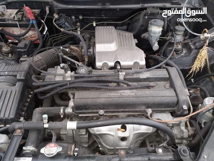 هوندا CRV 2002