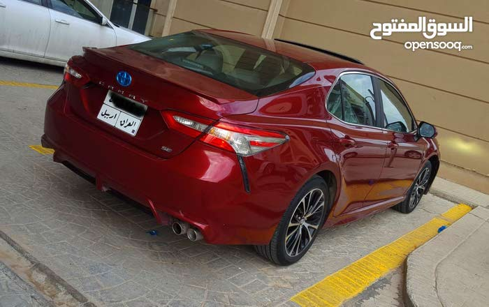 2018 Toyota in Erbil