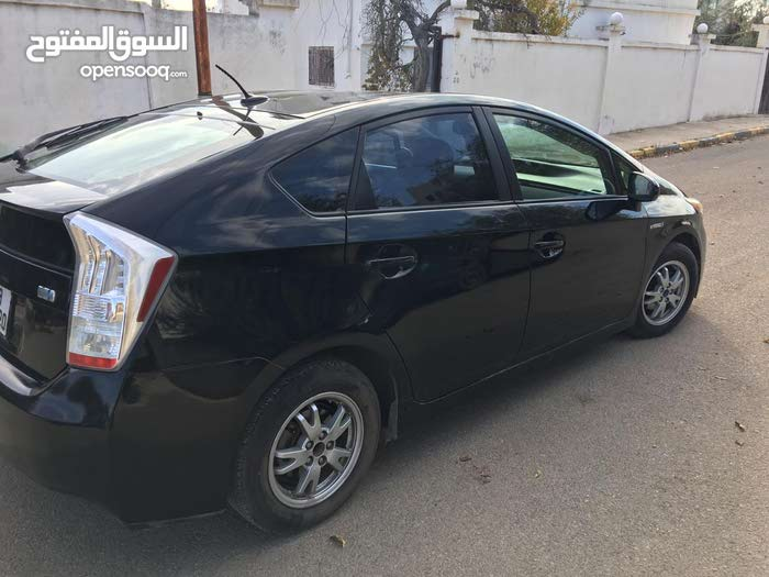 Automatic Black Toyota 2010 for sale
