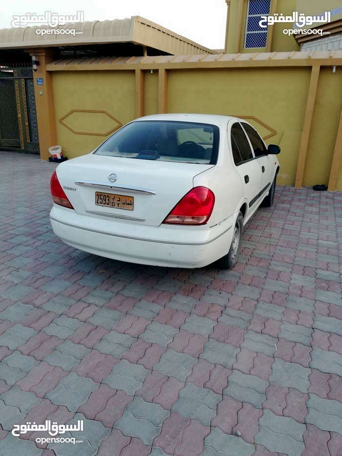 20,000 - 29,999 km mileage Nissan Sunny for sale - (105960184