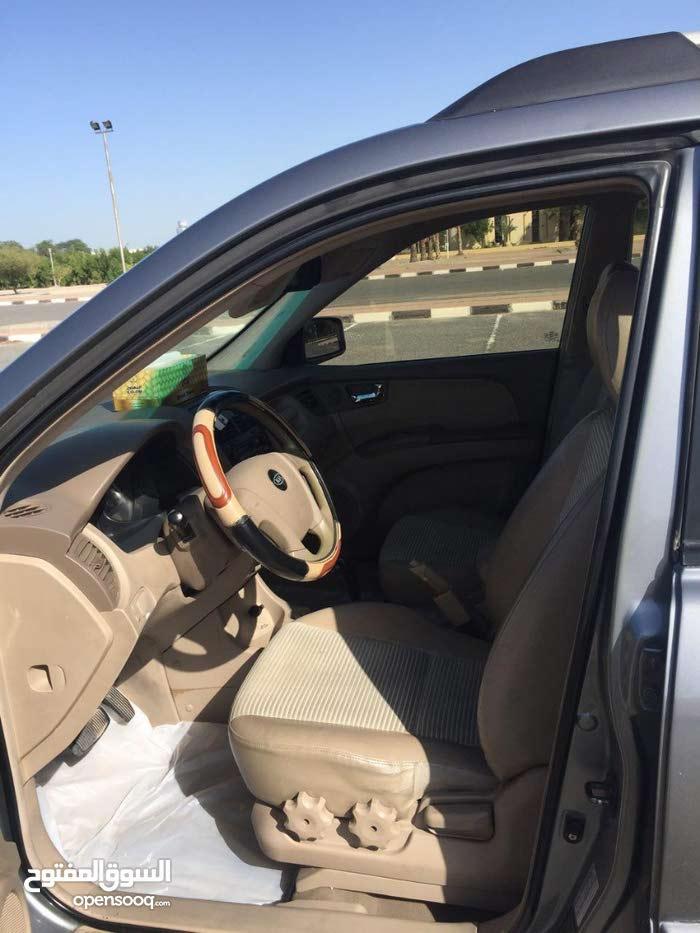Grey Kia Sportage 2008 for sale