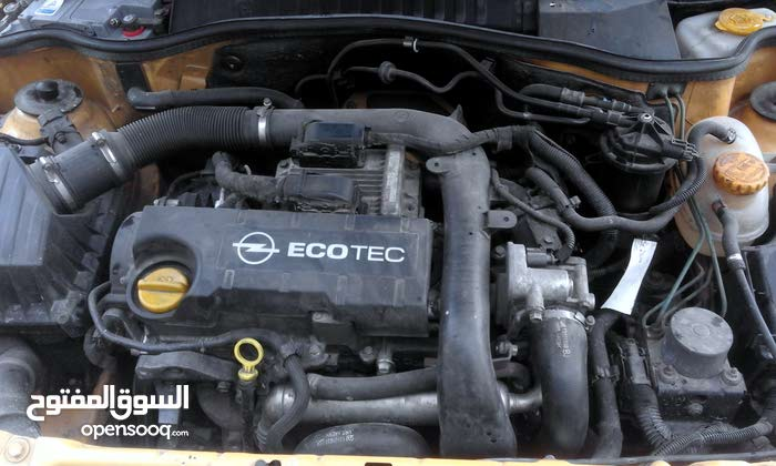 Manual Green Opel 2006 for sale