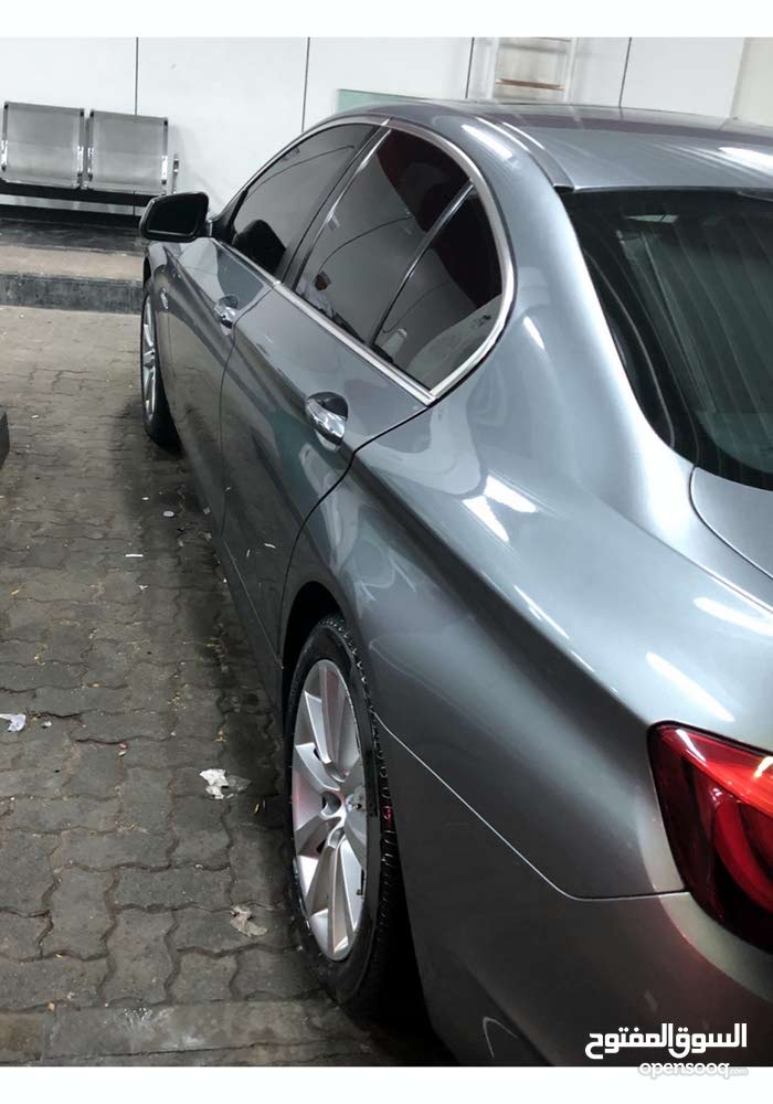 BMW 530 2012 For sale - Grey color