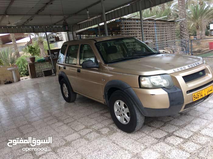 0 km Land Rover Freelander 2005 for sale