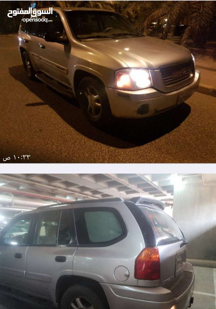 Automatic Silver GMC 2004 for sale