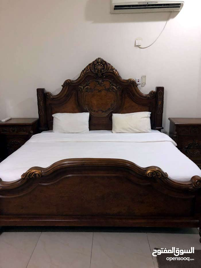 Available for sale in Doha - Used Bedrooms - Beds