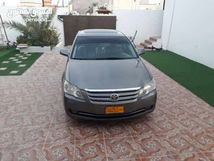 Toyota Avalon Made In 2006 For