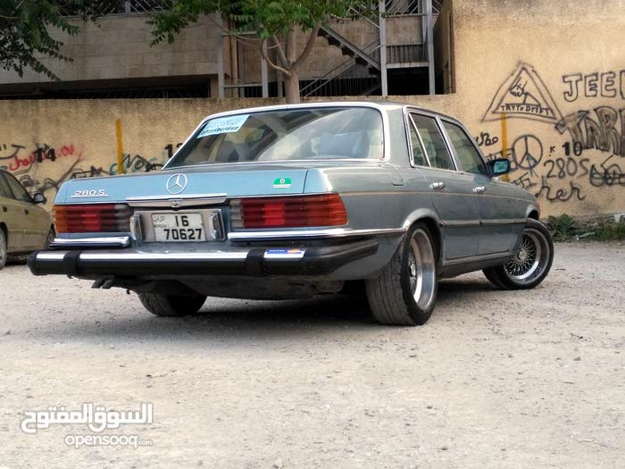 Best price! Mercedes Benz S 280 1979 for sale