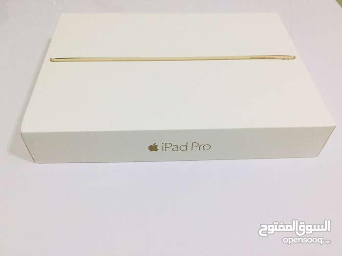 أبل أيباد برو 9.7 انش جديد (لون ذهبي) Apple iPad Pro 9.7