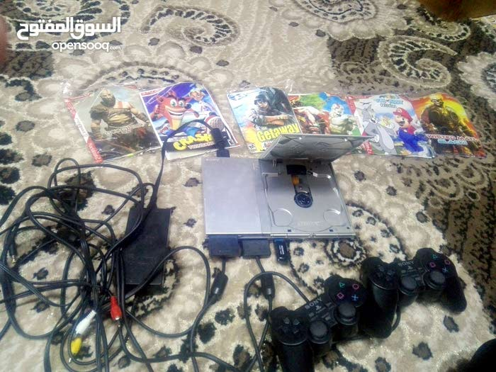 Basra - There's a Playstation 2 device in a Used condition