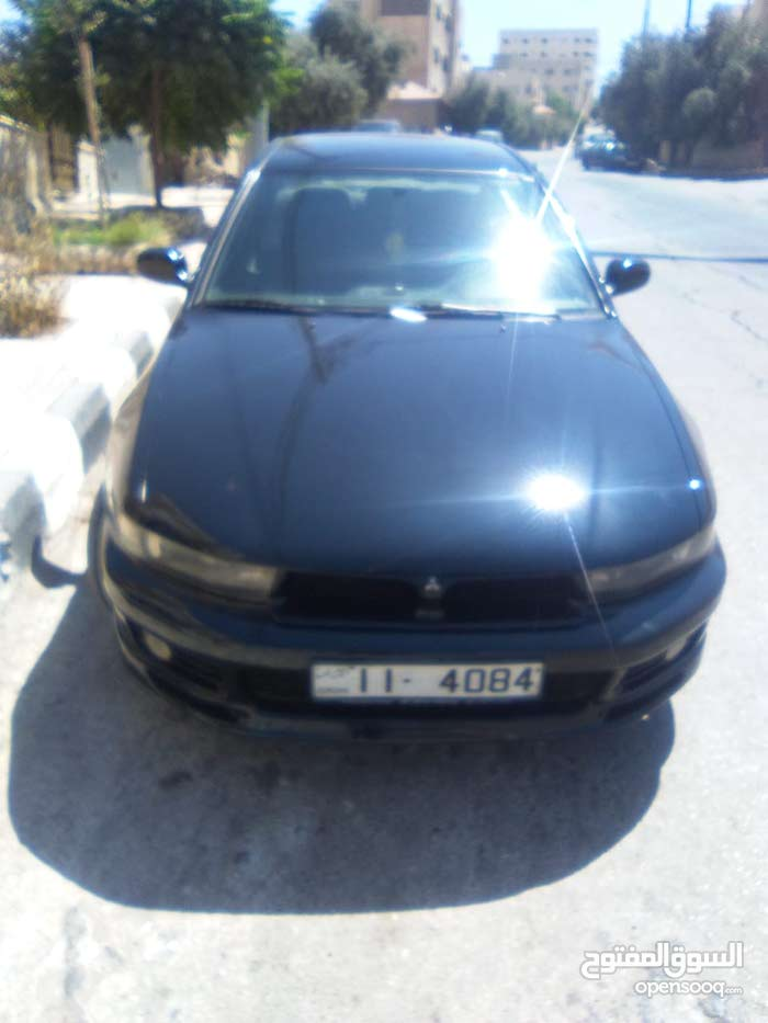 Mitsubishi Galant 1999 For sale - Black color
