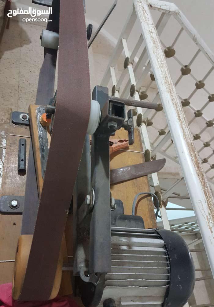 ماكينة حف جميع انواع المعادن والخشب
