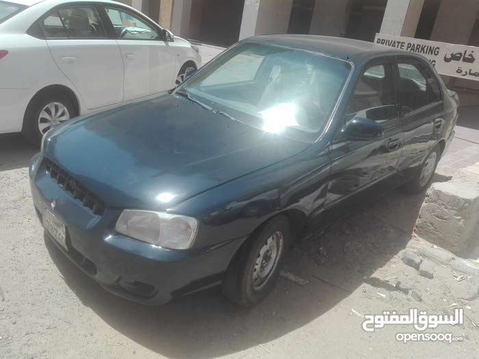 FOR SALE HUNDAI بيمه شهر ومجدده ACCENT