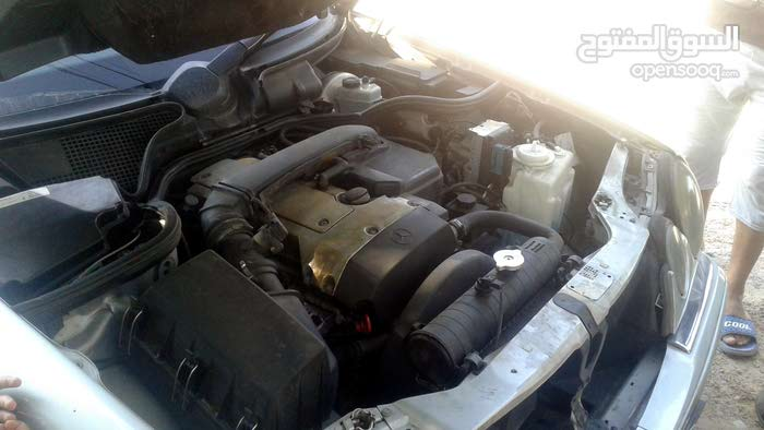 Mercedes Benz E 230 1998 for sale in Tripoli