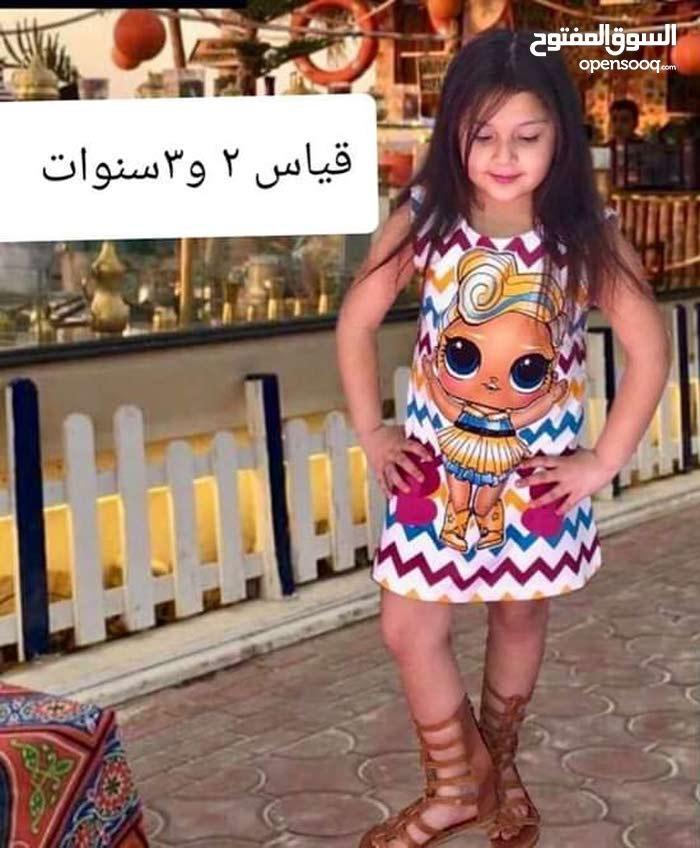 60c795d64 فستان لول قطني تركي درجه اولى - (103619088)   السوق المفتوح