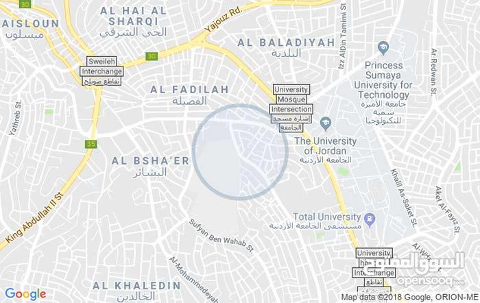 استديوهات فارغه للايجار طلوع نيفين الجامعه الاردنيه