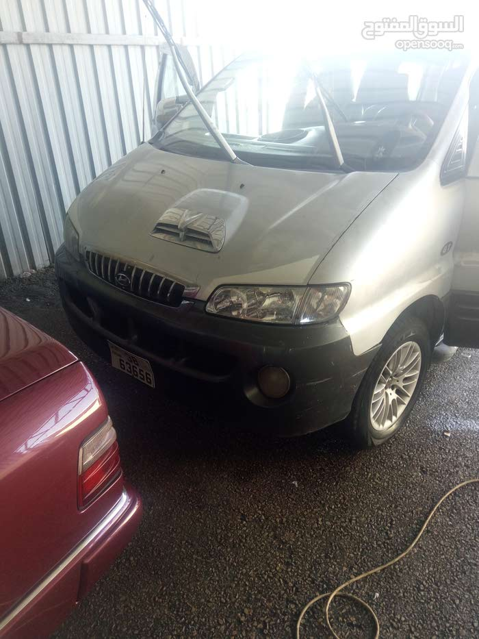 Hyundai H-1 Starex 2001 for sale in Al Karak