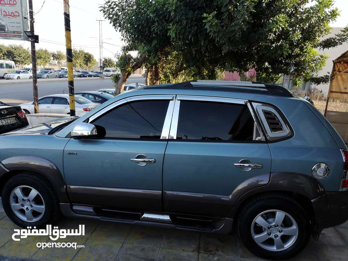 0 km Hyundai Tucson 2006 for sale