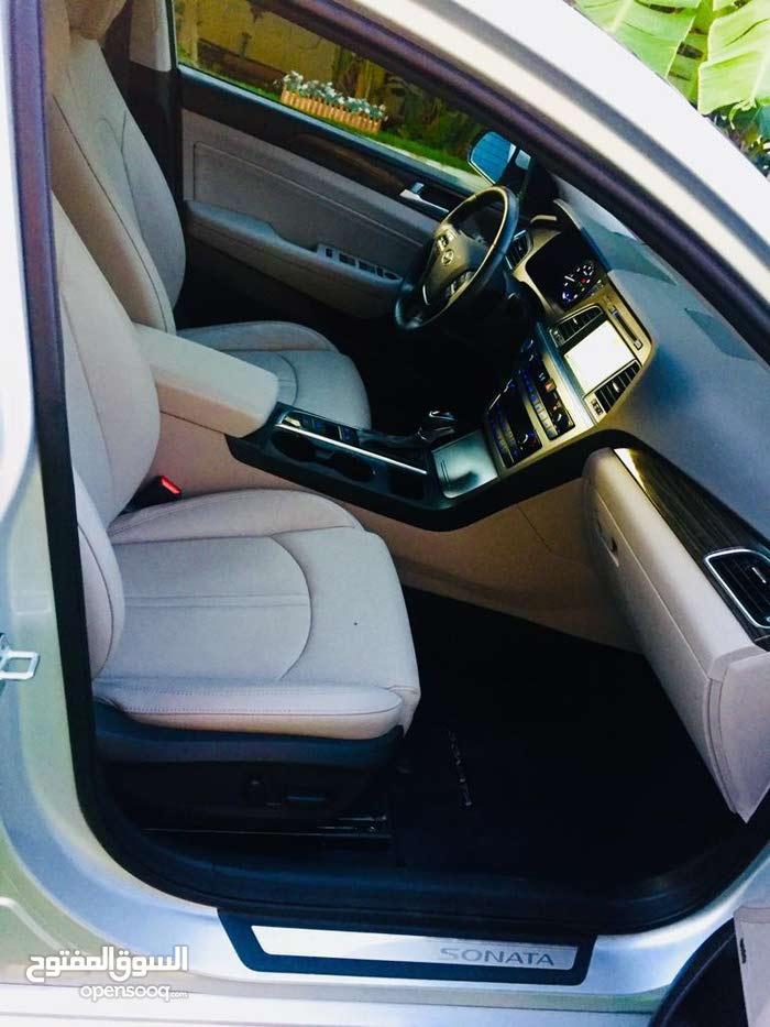 Silver Hyundai Sonata 2015 for sale