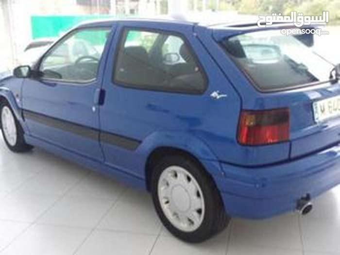 قطع سيارات ستروين zx موديل 1996 للبيع