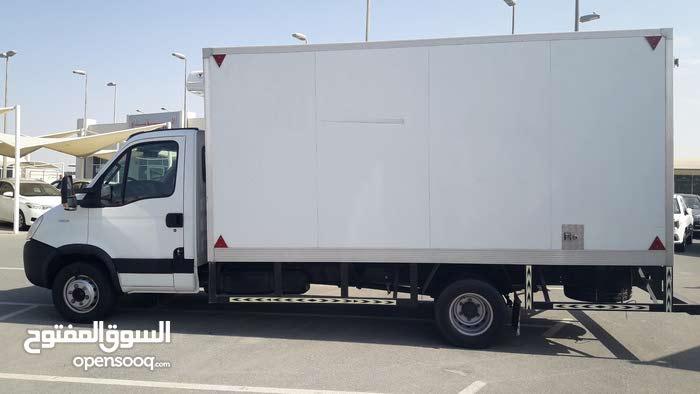 Italian IVECO Daily 70C15 Refrigerated truck Van 2014 V4