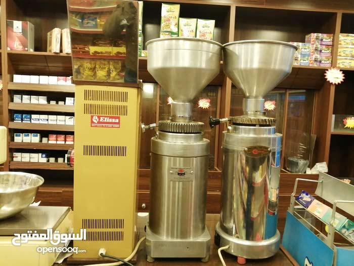 ماكينات طحن قهوة