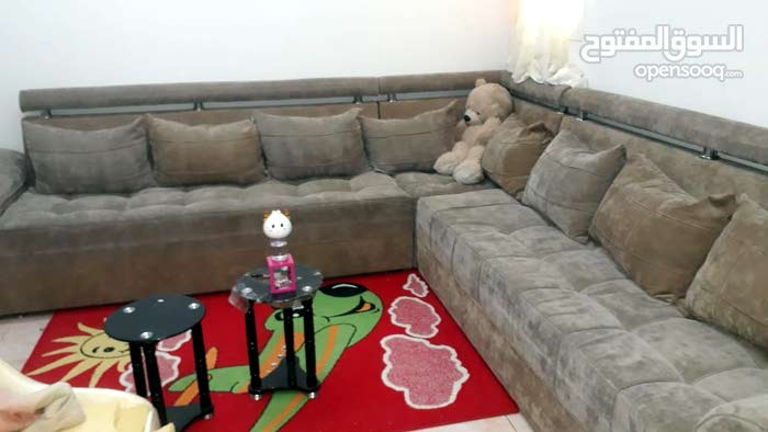 Al Riyadh – A Sofas - Sitting Rooms - Entrances that's condition is Used