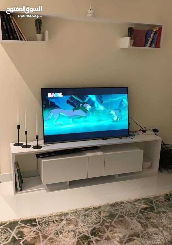 عرض على طاولة تلفزيون موديل تركي