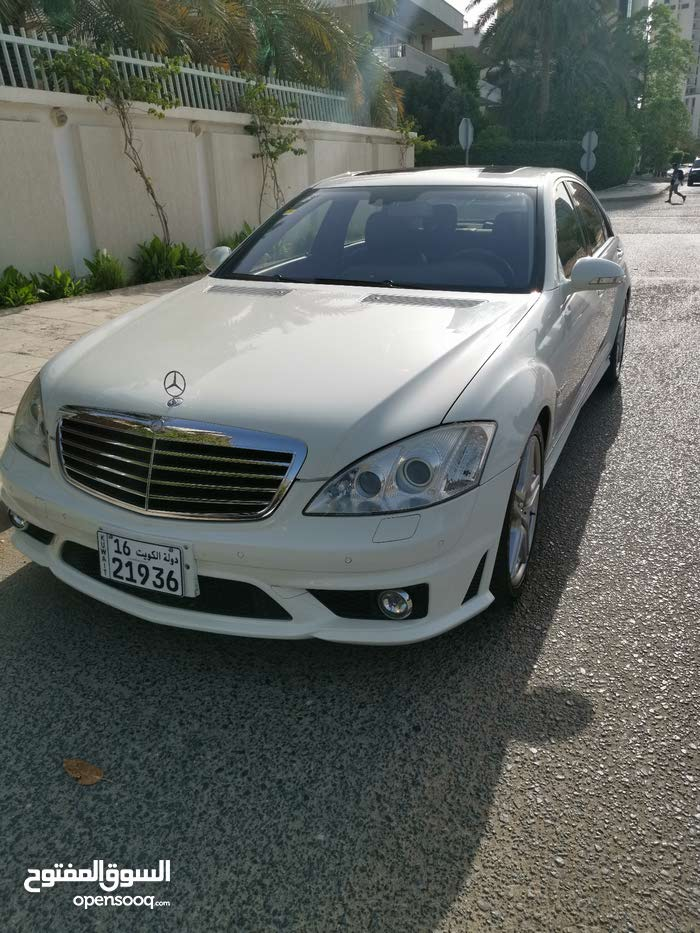 Mercedes S550L in Excellent Condition 2007