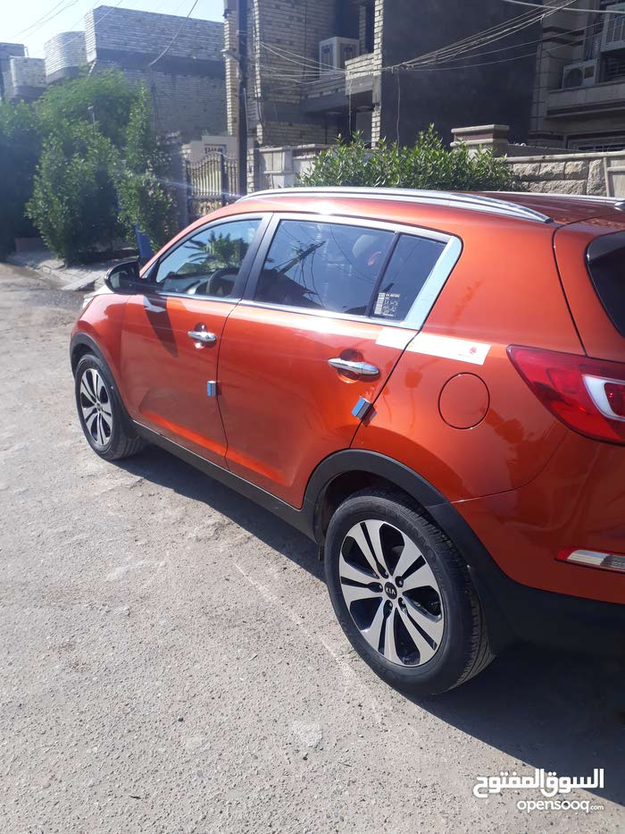 For sale Sportage 2013