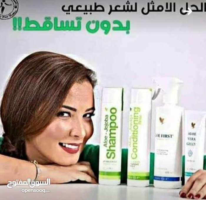 علاج تساقط الشعر والفراغات