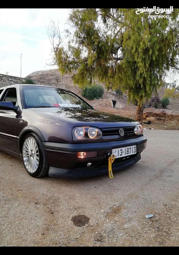 Volkswagen Golf 1994 - Manual