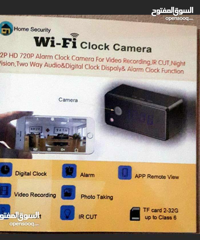 clock wifi ca m