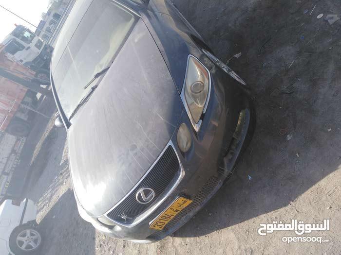 Automatic Lexus 2006 for sale - Used - Suwaiq city