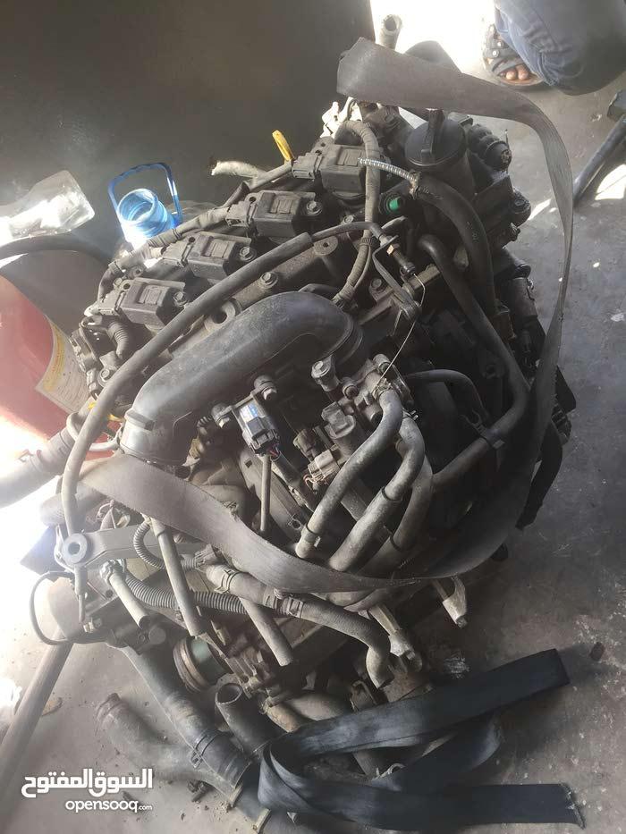 محرك تيوتا ياري 4بوبينات بالكمبيو والمغديات ضمانه اسبوع من التركيب